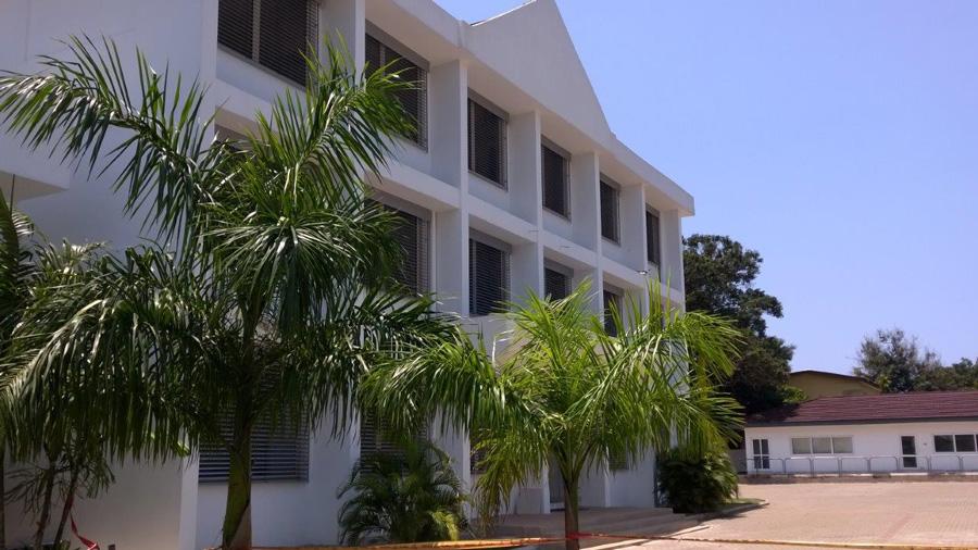Raffstores Ghana